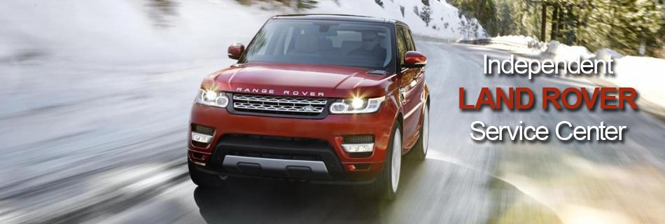 Land Rover Greensboro NC