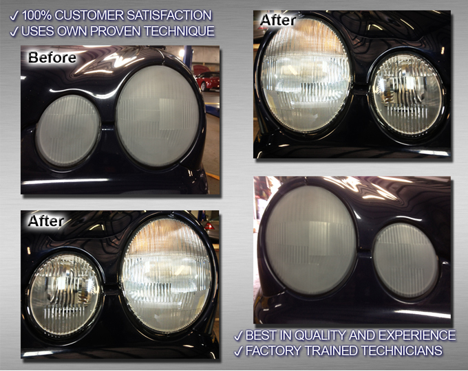 Headlight Restoration Greensboro Repair Replacement Greensboro Nc
